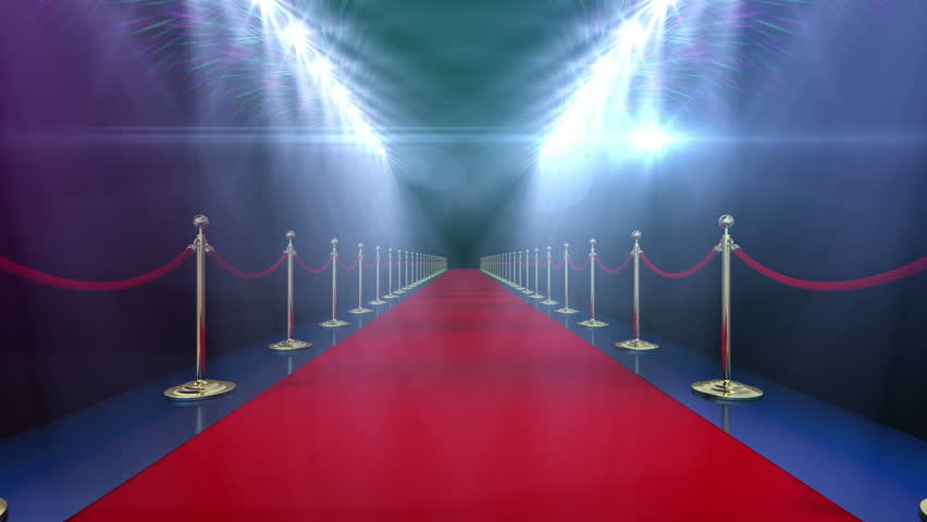 Loopable Red Carpet Event v1.Red carpet. High quality animation.Includes version with lights and clean render. Last 300 frame version with lights is looped.Clean render is looped.