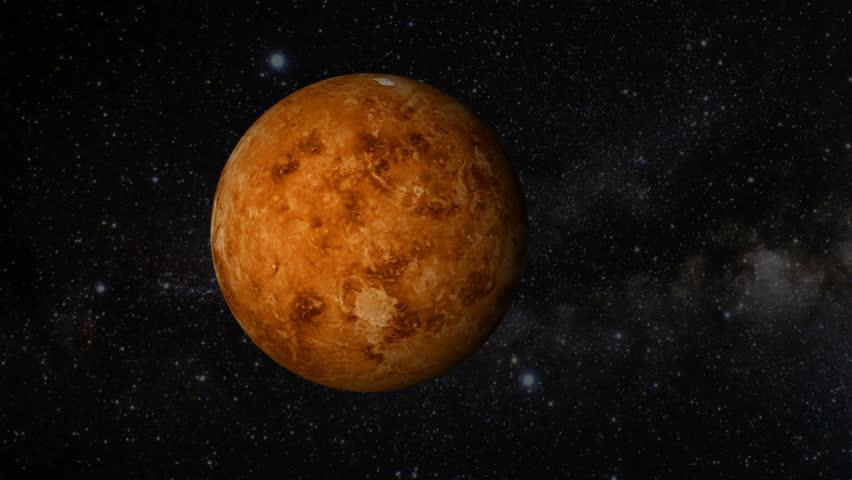 venus planet revolution - photo #8