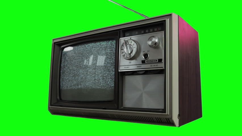 Television vintage | Shutterstock HD Video #5152154