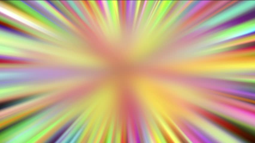 Rainbow background - HD stock footage clip