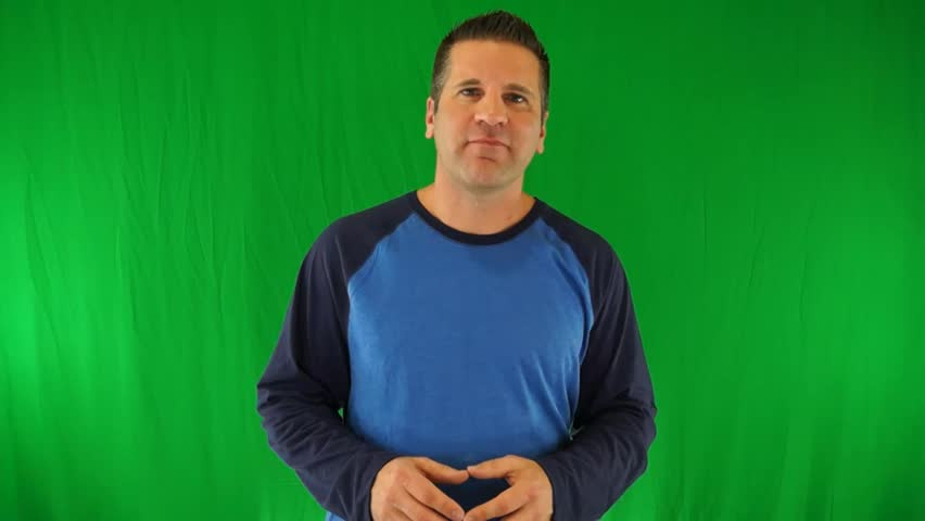 Generic Low Testosterone Supplement Advertisement on a Green Screen