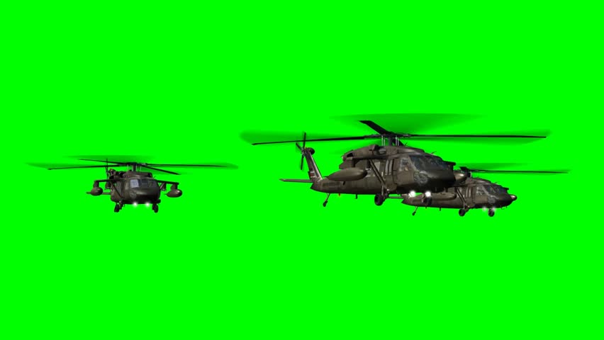 Thanos Home Green Screen Hd 60 Fps: Black Hawk Helicopter Fly In Formation