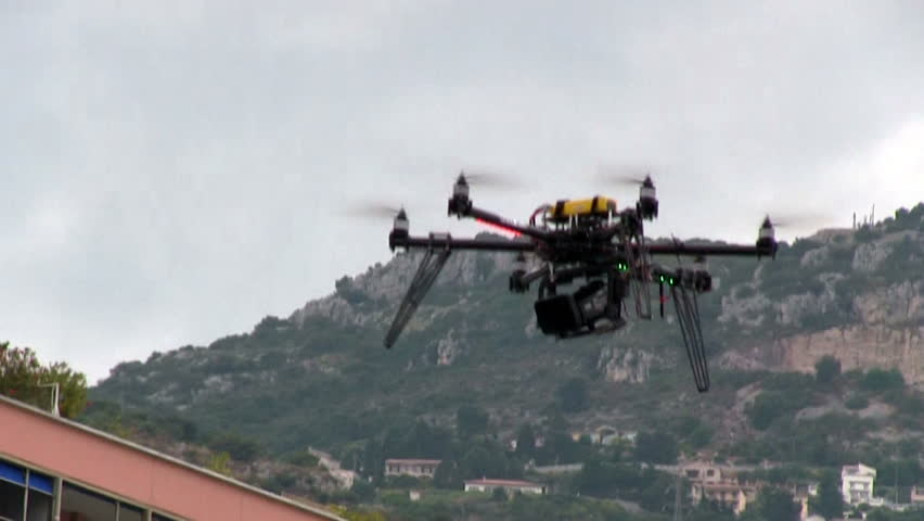 Drone, Unmanned aerial vehicle   Shutterstock HD Video #5443313