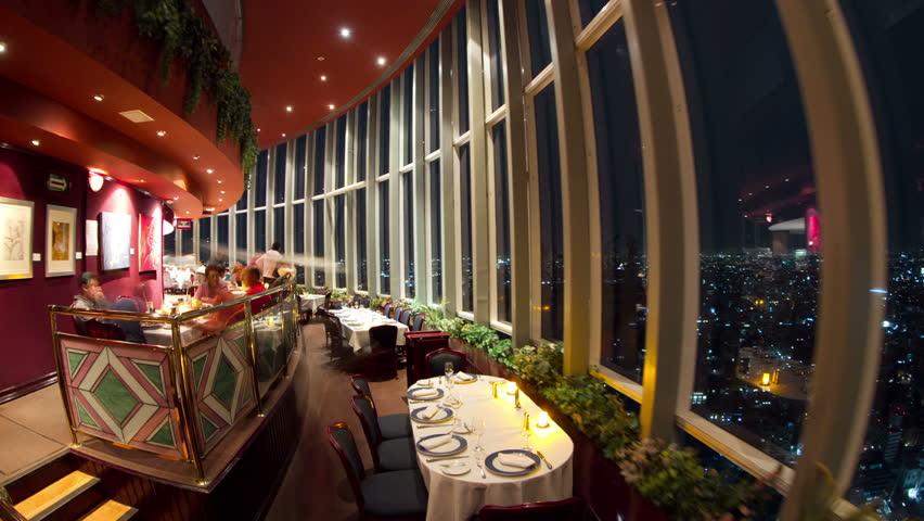Mexico City World Trade Center Restaurant