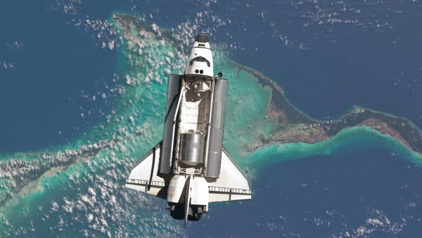 if an astronaut in an orbiting space shuttle wished - photo #20