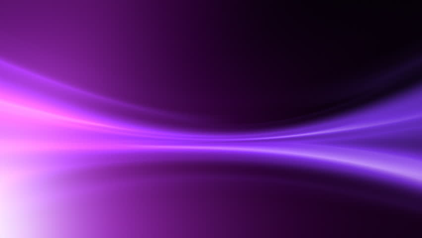 A beautifully animated video background of a smooth purple abstraction.