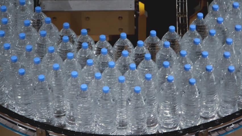water bottle conveyor industry