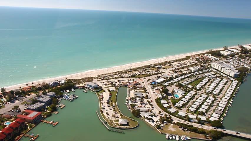 Englewood Florida 2014 Aerial Beach. View Englewood Or ...