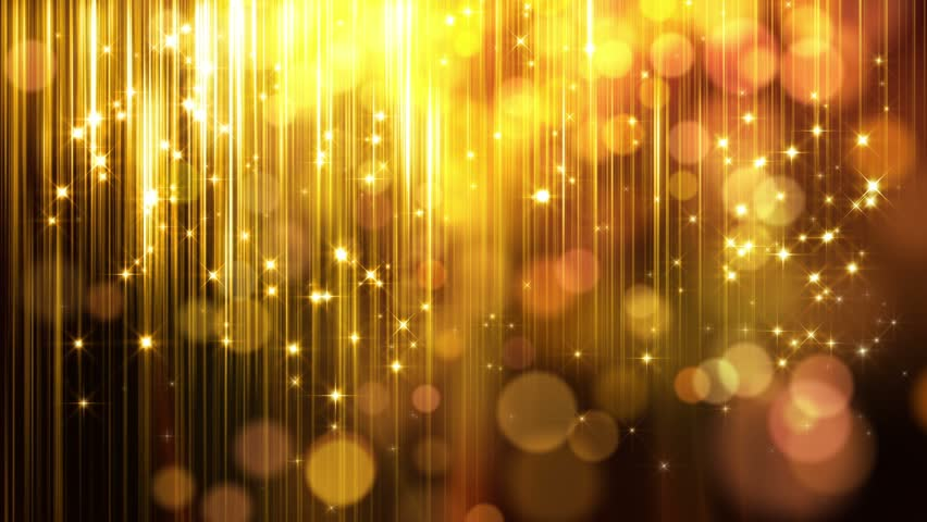 Abstract fantasy motion background, shining lights, glowing energy waves and sparkling fireworks stile particles. | Shutterstock HD Video #5925623