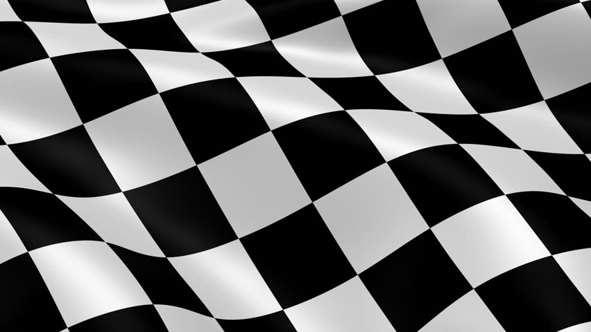 Racing Checkered Flag >> Checker Flag Loop Animation Stock Footage Video 4563329 - Shutterstock