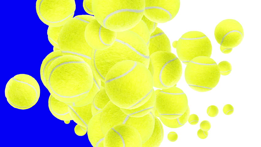 Tennis Balls (for transitions)