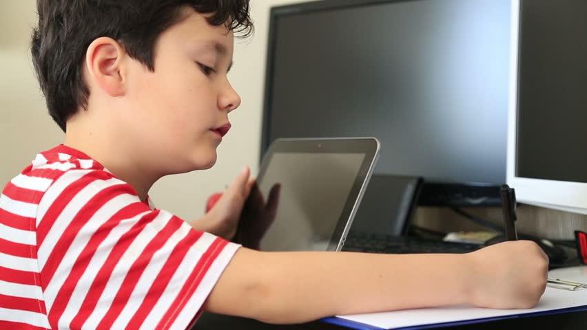Tablets: también un elemento para enseñar y aprender (con un buen uso)
