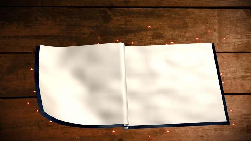 книга открывается видео скачать