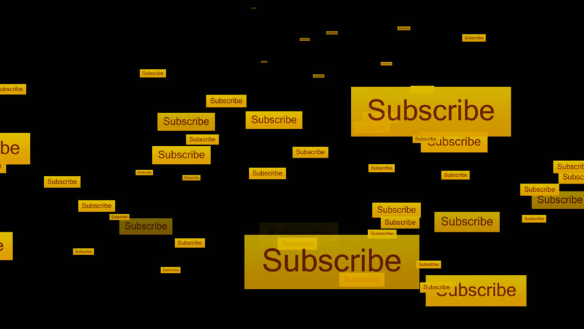 Three Subscribe tab effects w alpha