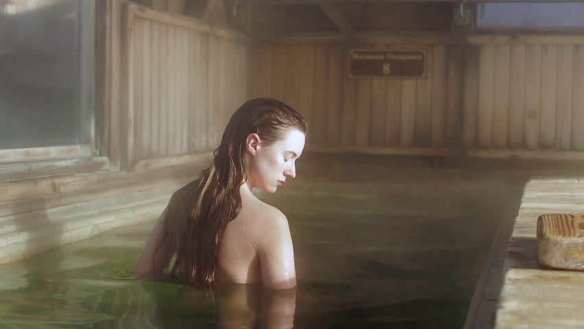 from Dylan teens topless in spa