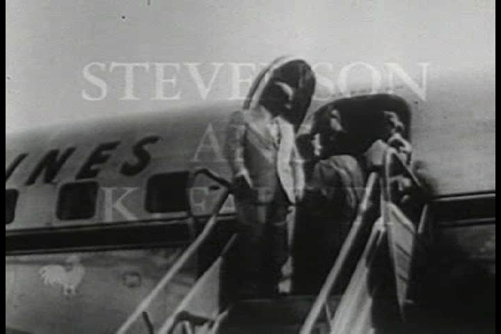Header of Adlai Stevenson
