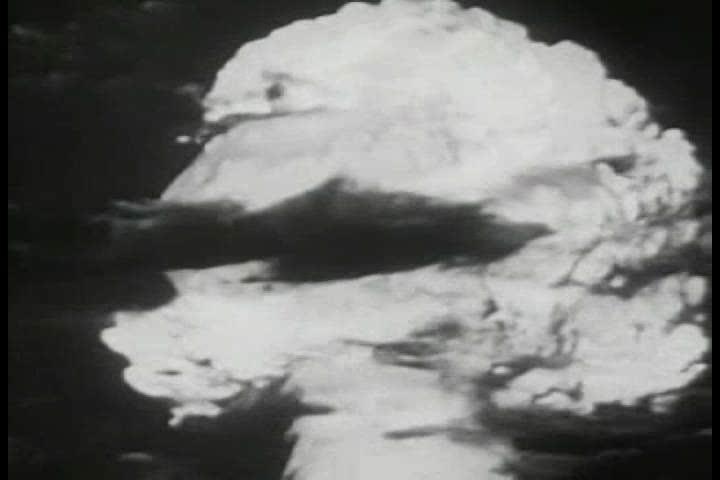 Hydrogen Bomb Stock Footage Video - Shutterstock