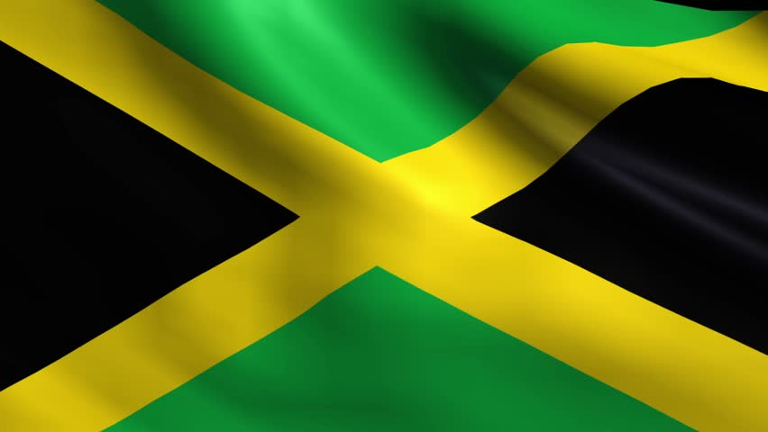 Jamaica Flag Video #page 2| Stock Footage