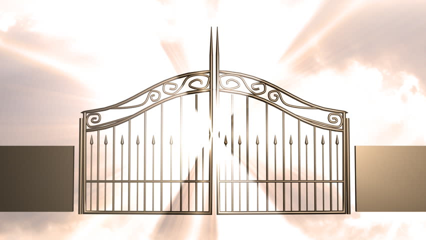 Heaven Gates Opening Gates of Heaven Christianity