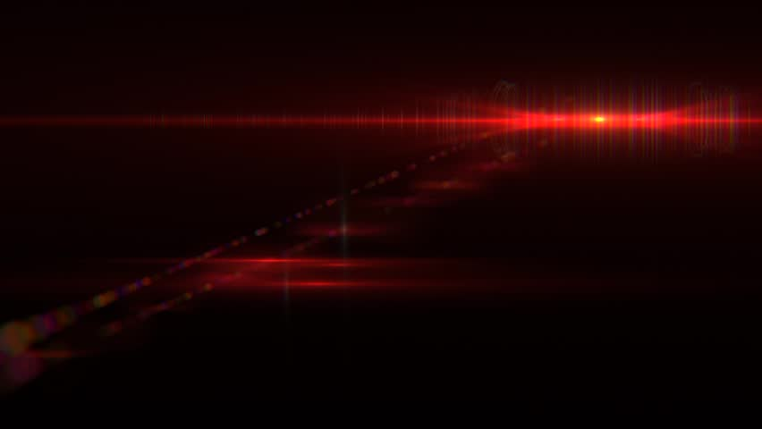 Wallpaper Hd Light Effect Wallpaper: Red Horizontal Lines Shifting And Rotating