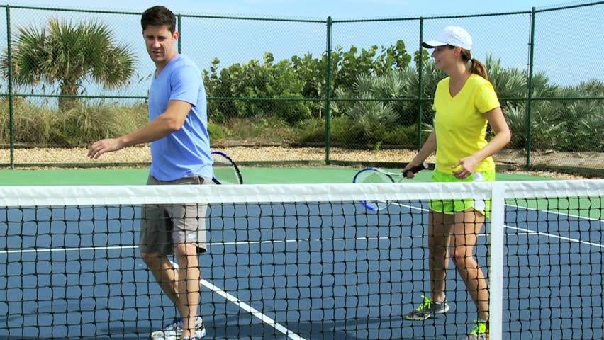 Видео обучение игры теннис