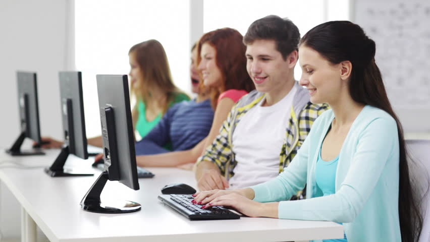 Teacher and student online