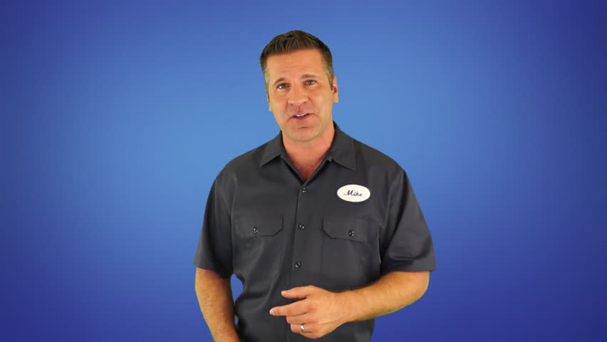 A Spokesperson Does a Generic Commercial for Any Heating or Air Conditioning Company