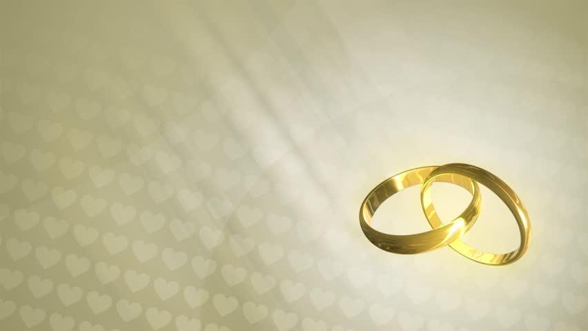 Placing wedding ring on finger