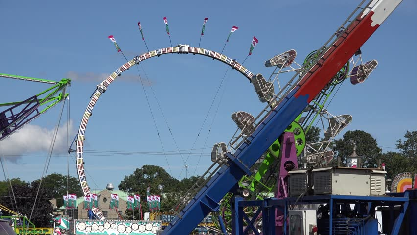 SALT LAKE CITY, UTAH SEPT 2013: Annual State Fair Draws ...