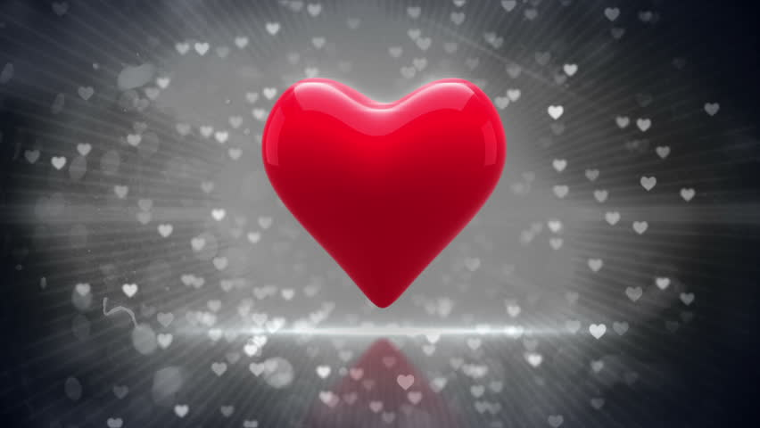 red animated hearts on - photo #16
