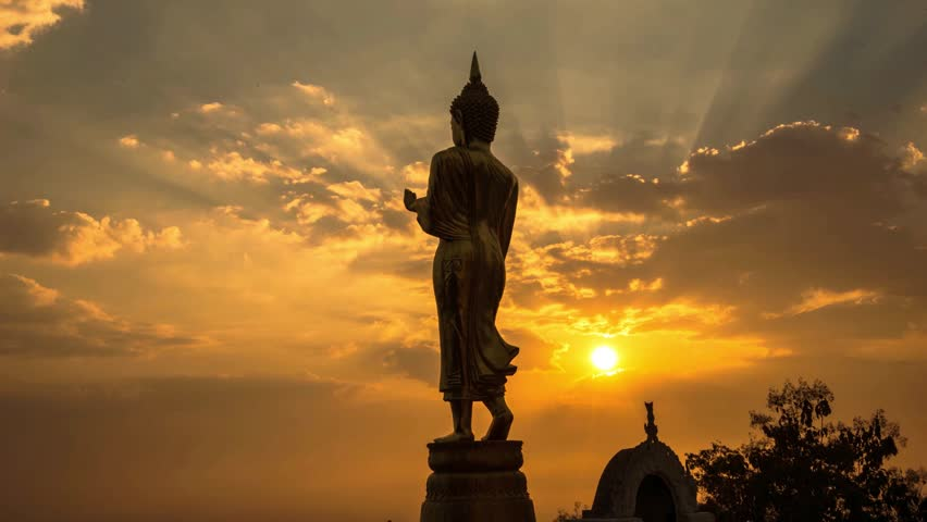 buddhist single men in sunset An inspirational master, breathtaking nature, fun monks, and time spent looking inward at a rural thai buddhist temple.