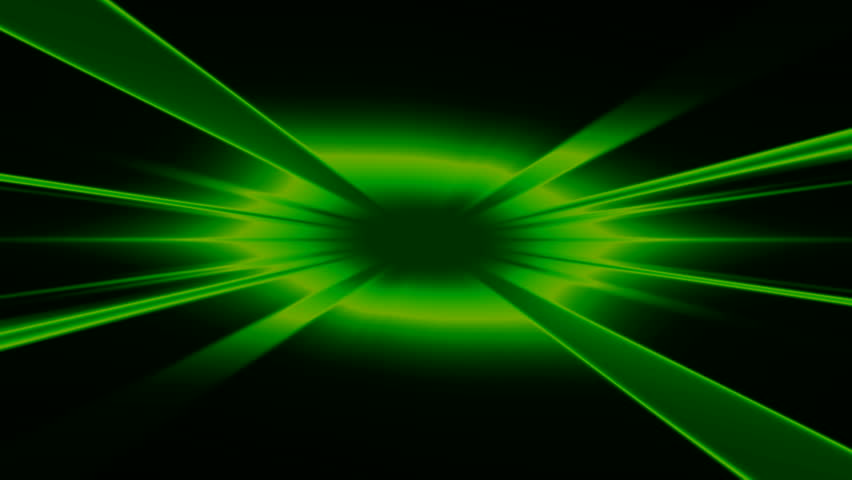 Green Light Effects Stock Footage Video: Green Laser Effect Background Stock Footage Video 4815710