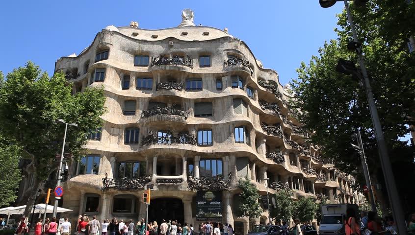 Дом Мила - Ла Педрера - Espai Gaudí (La Pedrera)