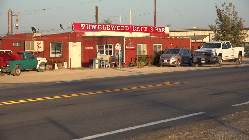 Truck Stop Bar Restaurant Tumbleweed