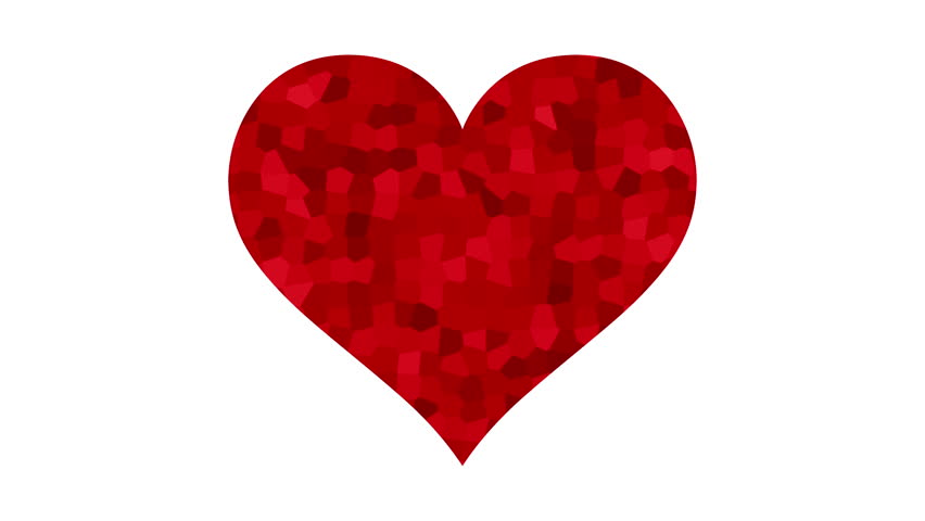 red animated hearts on - photo #23