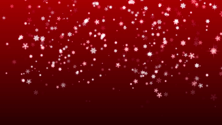 red snow christmas background - photo #10