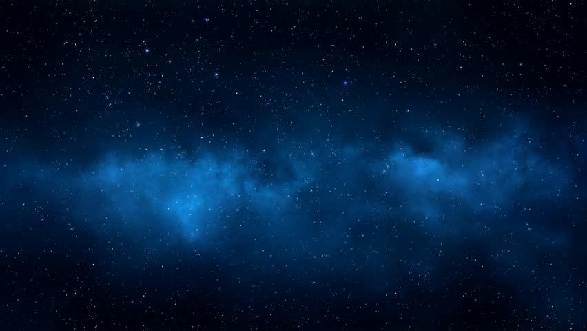 Blue Swirly Liquid Background Stock Footage Video