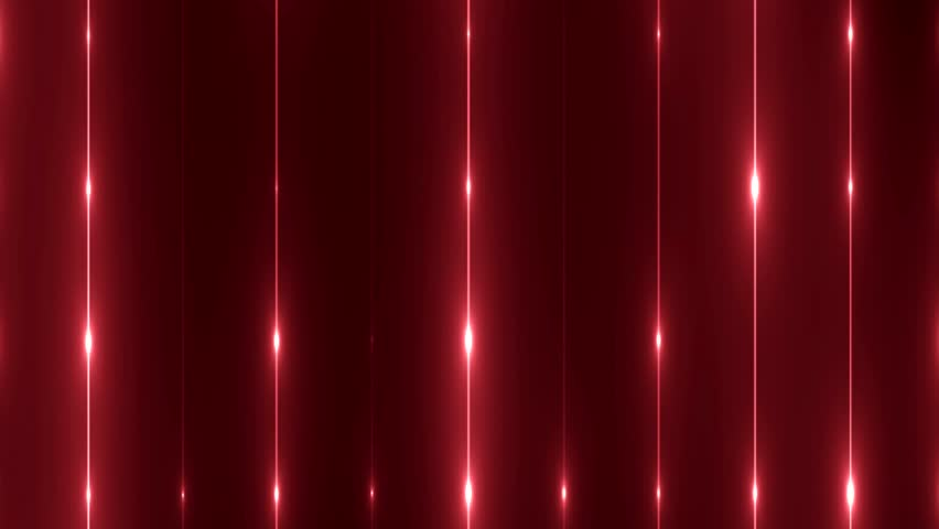 Velvet Theater Curtains And Red Carpet Stock Footage Video