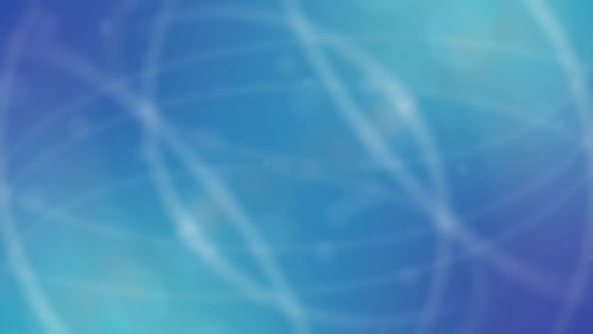 4K News Style Abstract Lens Flare Motion Background - Colorful Abstract Motion Backgrounds High Res Source: Adobe After Effects - 4K stock video clip