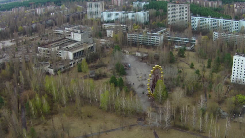 Details Of The Chernobyl Nuclear Power Plant Disaster