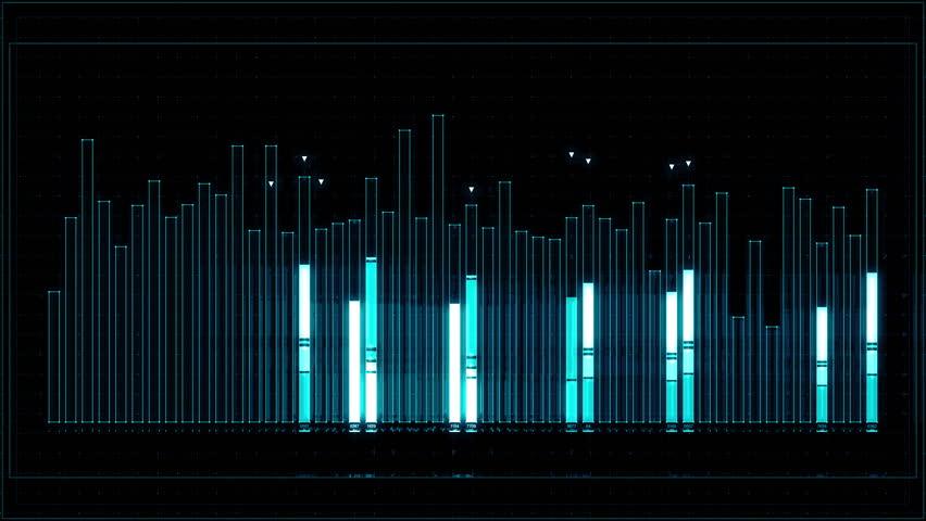 Volume Bars Background